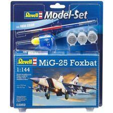 Aeronaves de automodelismo y aeromodelismo Revell de plástico