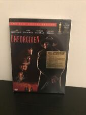 """Unforgiven """"2 Disc Special Edition� Dvd - Brand New - Sealed!"""