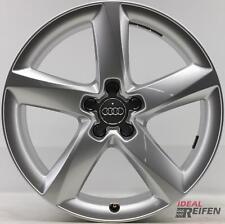 4 Original Audi A8 4H D4 19 Zoll Alufelgen 4H0601025C 7,5x19 ET29 FELGEN NEU /3