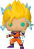 NEW Dragon Ball Z - Goku Super Saiyan 2 Pop! Vinyl Figure + POP PROTECTOR