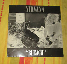 NIRVANA bleach LP  first press      type o negative soundgarden tool metal