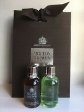 Molton Brown Men's Shower Gel Gift Set (2 x 50ml) - NEW