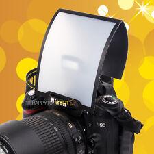 Universal Pop up Flash Diffuser Soft Box Accessories For Canon Nikon Pentax DSLR