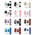 Nail Wraps Nail Stickers Adhesive Polish Foils Decoration DIY Art Decals