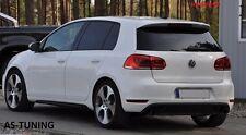 SPOILER DACHSPOILER GTI-LOOK  VW GOLF 6 + Kleber