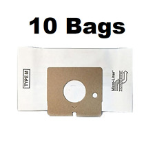 Kenmore Type M Canister Allergen Filtration Vacuum Bags 10 Pack