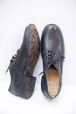 Frye Bennett Oxford Black Leather Men's Lace Up Shoes NEW Size US 10 D