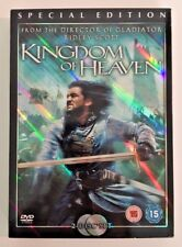 Kingdom of Heaven DVD (2005) Special Edition - Two Disc,  NEW - SEALED