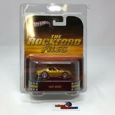 Hot Bird The Rockford Files * Hot Wheels Retro Entertainment * HD13