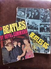 Beatles 65 Sheet Music BOOK 3 Help.yesterday.30+ Songs & By Royal Command
