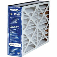 "3 pack GeneralAire 5FM1625 16""x25x5"" #4511 MERV 10 Pleated Air Filter"