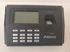 Anviz Cr Series Fingerprint Time Attendance