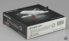 "ShenZhen A320-200 "" StarAlliance "" JC Wings 1:400 Diecast Models          XX4671"