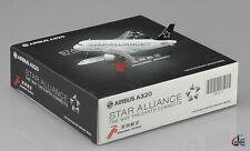 "ShenZhen A320-200 "" StarAlliance "" JC Wings 1:400 Diecast Models          XX4671"