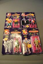 1984 KENNER THE REAL GHOSTBUSTERS SET OF 4 MONSTERS ACTION FIGURE