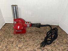 Master Heat Gun Model Hg 501a With Stand 120 Vac 60 Hz 14 Amps Tested Works