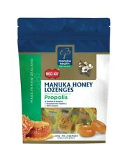 Manuka Health MGO 400+ Manuka Honey & Propolis Lozenges 250g - 58 lozenges