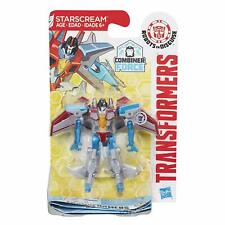 Transformers STARSCREAM Robots in Disguise Combiner Force Hasbro Figure