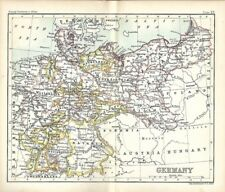 Cologne Germany 1800 1899 Date Range Antique Europe Maps Atlases