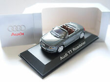 Audi TT Roadster (8N / 1998-2000) in grau grise grigio grey, Minichamps in 1:43!