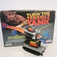 Vintage Turn the Terrible Tank Toy/Palitoy Working VGC ~ 1979