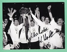 Wolfgang Kuck .. SV Bayer Wuppertal Volleyball .. Signiertes  Vintage  Foto