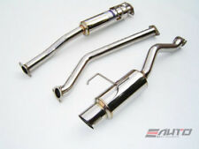INVIDIA N1 101mm Stainless Tip Catback Exhaust for Acura RSX Type S 02-06 K20