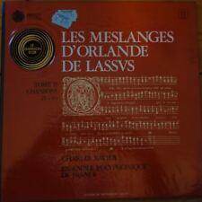 Astree como 12 les Melanges d'orlande De Lassus/Ravier/Ensemble polyphoniqu..