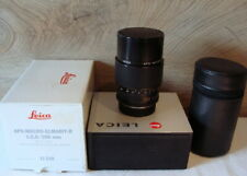 "Leica 11210 - Leica Apo Macro Elmarit-R 2.8/100mm  ""top lens boxed"" - OVP!"
