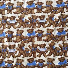 FQ TEDDY BEAR TOYS CHILDRENS  FABRIC