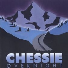 2LP Chessie Overnight -  Plug Research 1st  Vinyl Club Electro Experimental EBM