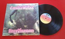 Electro Synth Space Disco HARRY THUMANN ***Underwater*** 1980 RARE LP Venezuela