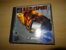 BATTLESPORT PER SONY PLAYSTATION 1 ps1 pal
