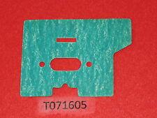 Genuine!  HOMELITE 00394 00394A UP03817 gasket, exhaust muffler Blower NOS! OEM!