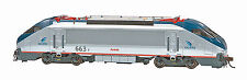 Bachmann Spectrum HO Scale Amtrak Acela HHP-8 Electric Locomotive #663