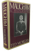 Ted Morgan MAUGHAM A Biography 1st Edition 1st Printing