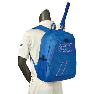 Gunn & Moore 2020 Autograph Cricket Backpack Rucksack Bag Blue