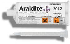 Araldite 2012   50 ml Doppelkartusche mit ZMS   2K Epoxidharzklebstoff