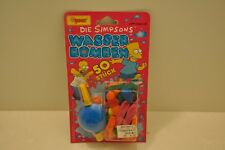 """RARE The SIMPSONS """"WATER BOMBS"""" (MIP) by REMUS of GERMANY / 1992"""