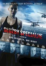 SLUZBY SPECJALNE - DVD + Buch - Polen,Polnisch,Polska,Poland,Polonia,Polski film