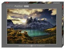 Puzzle 1000 Parts - Humboldt Guanacos de Heye