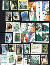 Australian Antarctic Territory kiloware - 48 x stamps, modern and high val (64U)