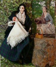 OUTLANDER INSPIRED Jenny Fraser Murray Custom DOLL Baby Maggie Murray