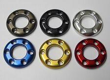 (6-Hole) Frame Slider End Caps for Carbon Fiber Sliders 600RR R1 R6 ZX6R GSXR