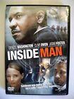 Dvd Inside Man di Spike Lee 2006 Usato