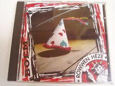 ROWWEN HÈZE - BOEM - 1991 DUTCH TEX MEX FOLK CD