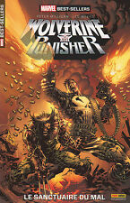 MARVEL BEST-SELLERS N° 1 WOLVERINE PUNISHER Marvel France Panini