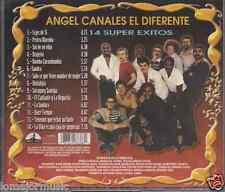 RARE salsa CD ANGEL CANALES sol de mi vida LEJOS DE TI sandra BRUJERIA nostalgia