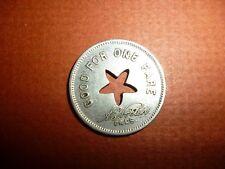 united electric railways token  #1