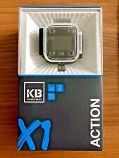Kaiser Baas, X1, Action Camera, Full HD 1080P, 5MP Photo, Waterproof 30m in case